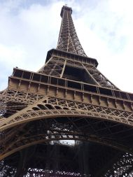 Eifelturm Paris  - French Open 2013